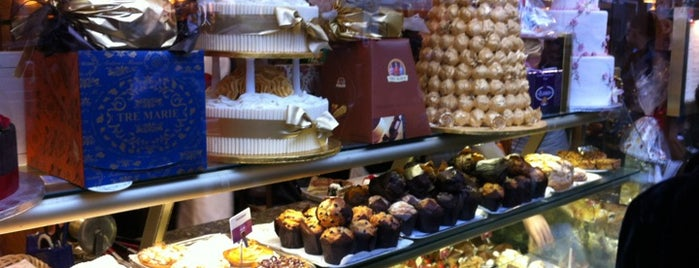 Caffè Concerto is one of Wher to go in London.