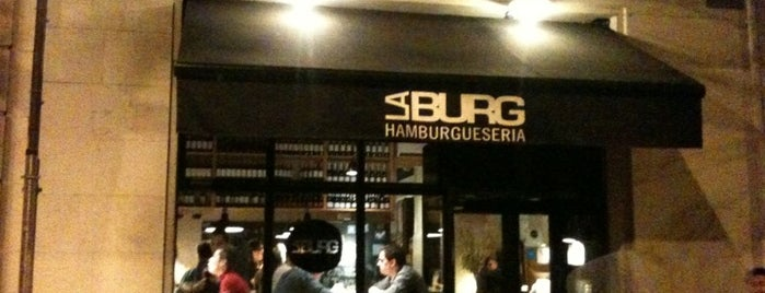 La Burg is one of Restaurantes Fantásticos Barcelona.