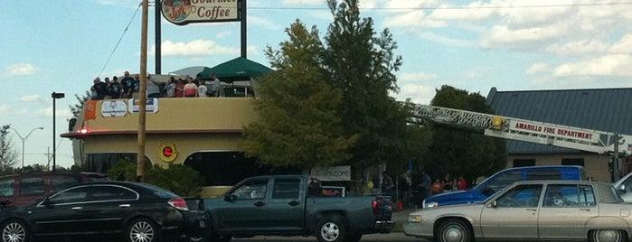 The Donut Stop is one of Bill'in Beğendiği Mekanlar.
