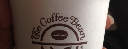 The Coffee Bean & Tea Leaf is one of Qatar.