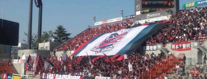 NACK5 Stadium Omiya is one of Best Stadiums.