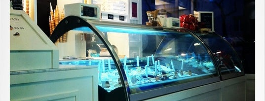 Gelateria daRoma is one of Favourite Places.