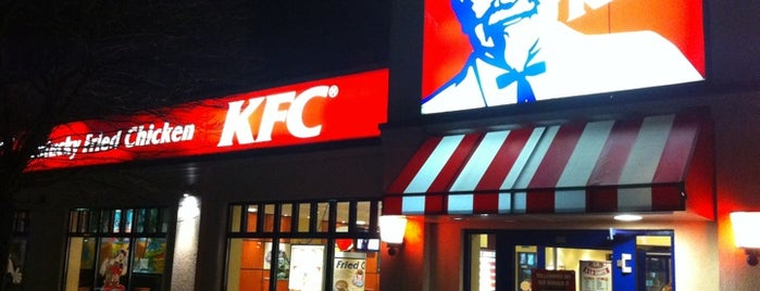 Kentucky Fried Chicken is one of N.: сохраненные места.