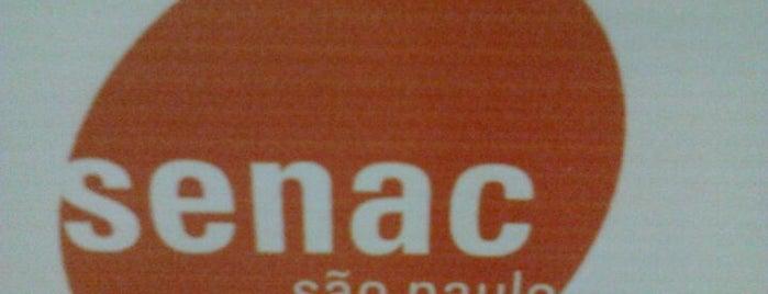 Senac is one of Ducler : понравившиеся места.