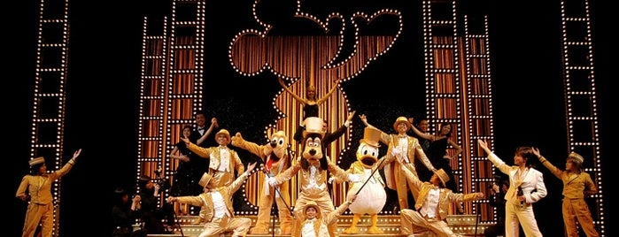 The Golden Mickey Show 米奇金獎音樂劇 is one of Lugares guardados de Mauricio.