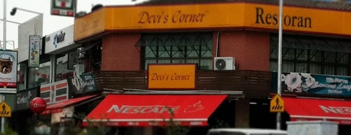 Devi's Corner is one of Good Indian Food in KL, Malaysia.