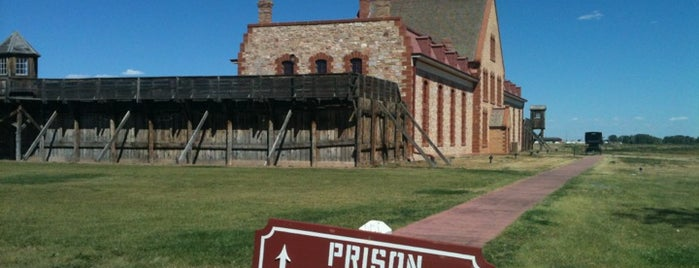 Wyoming Territorial Prison is one of Historic America.