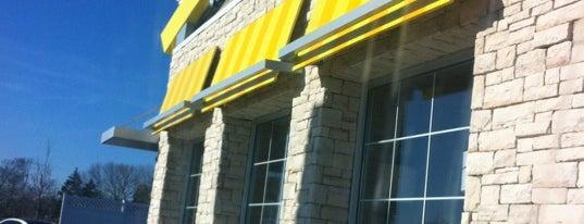 McDonald's is one of Reg.