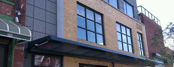Nitehawk Cinema is one of New York.