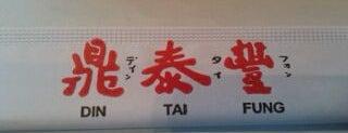Din Tai Fung Dumpling House is one of YumLA.