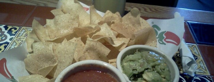 Chili's Grill & Bar is one of Fav eateries.