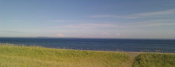 Station de recherche des Îles Mingan is one of Canadian National Parks.