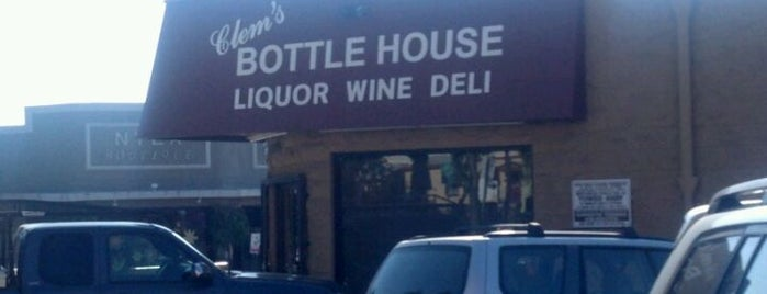 Clem's Bottle House is one of SD Breweries!.