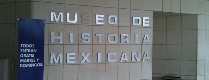 Museo de Historia Mexicana is one of If Monterrey had a 4square city badge....