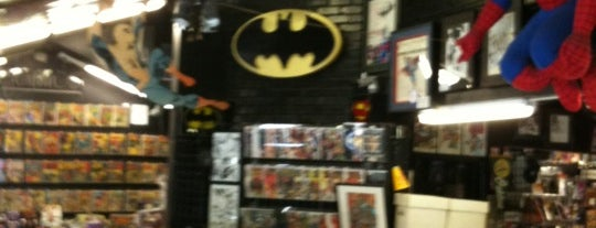 Heroes Comics and Cards is one of To-Do!.