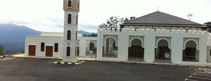 Masjid Berjaya Hills is one of @Bentong, Pahang.
