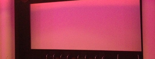 Time Warner Screening Room is one of Mariaさんの保存済みスポット.