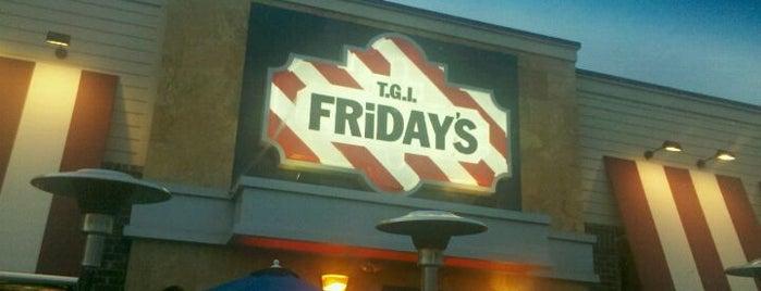 TGI Fridays is one of Kyana'nın Beğendiği Mekanlar.