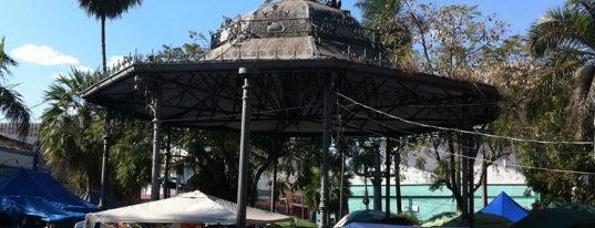 Praça Ipiranga is one of Cuiaba MT.