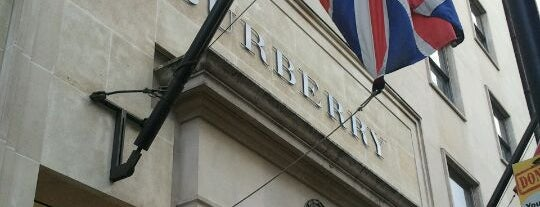 Burberry is one of London.