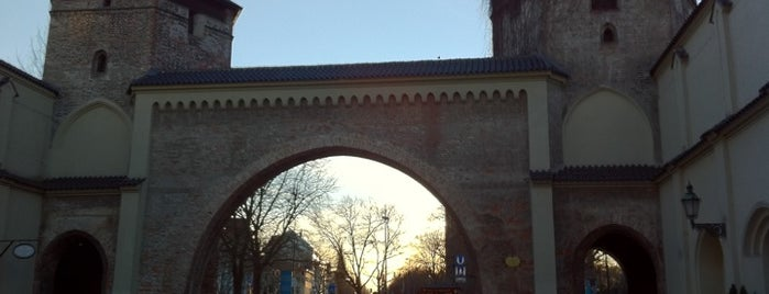 Sendlinger Tor is one of All the great places in Munich.