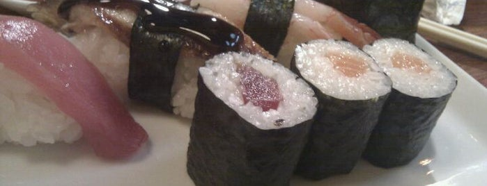 Sushi-Ya is one of Japos ricos.