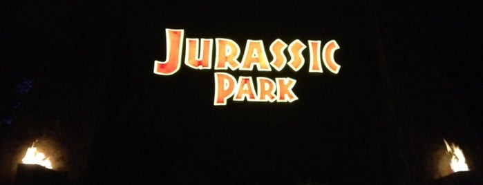 The Lost World | Jurassic Park is one of Сентоза.