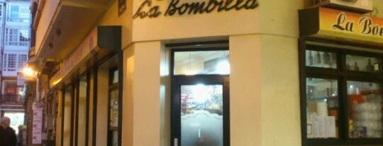 La Bombilla is one of Galicia.