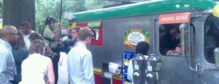 Washington DC Food Trucks