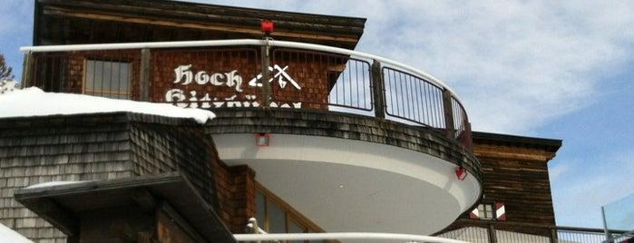 Restaurant Hochkitzbühel is one of Locais curtidos por Michael.