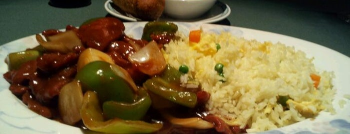 Imperial Chinese Restaurant is one of Bon Appetit Black Hills.