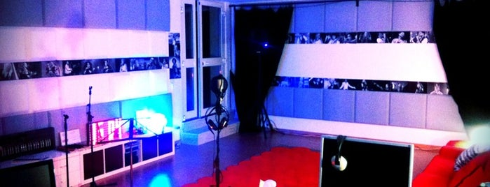 Evans Music Studio is one of Locais curtidos por Enea.