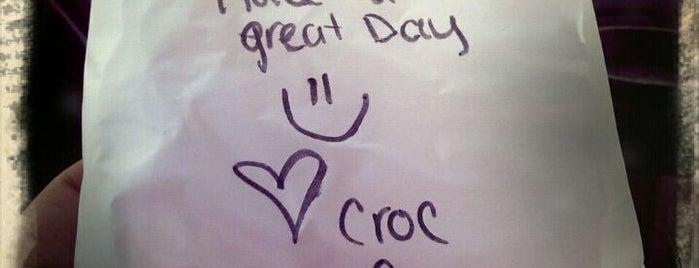 Croc Soup Company is one of Annie : понравившиеся места.