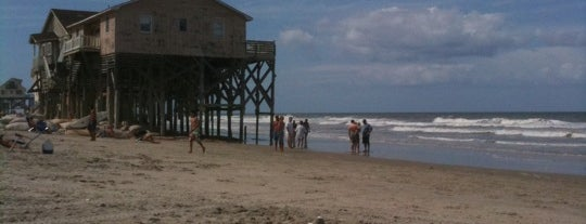 Nags Head, NC is one of Alicia's Top 200 Places Conquered & <3.