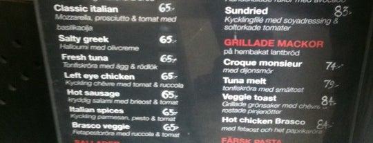 Café Brasco is one of Stockholm.