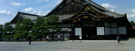 Nijo-jo Castle is one of Best of World Edition part 3.