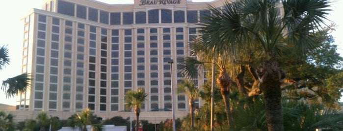Beau Rivage Resort & Casino is one of Big Country's Favorite Hotels.