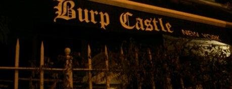 Burp Castle is one of NYC Bars.