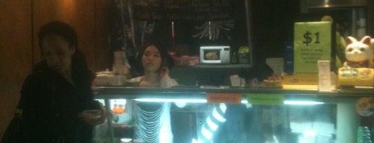 Yen Sushi Noodle is one of สถานที่ที่ T. ถูกใจ.
