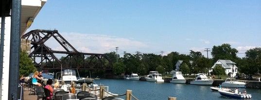The Dockside Bar & Grill is one of Williamsville fun.