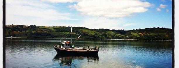 Puerto de Castro is one of Chiloe 2012.
