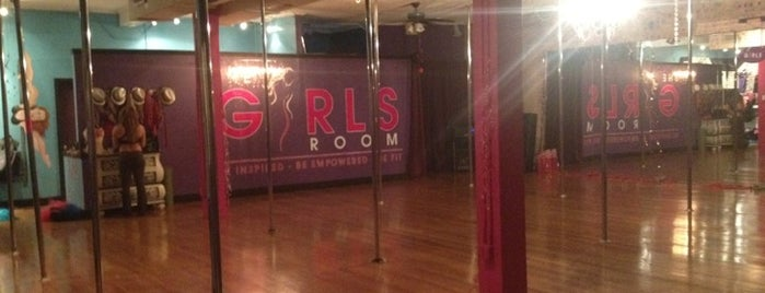 The Girls Room is one of Locais curtidos por Mellissa.