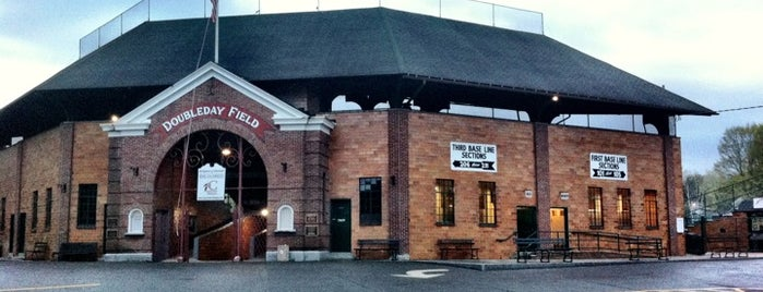 Doubleday Field is one of Major League Baseball Stadiums.