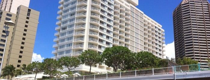 The Modern Honolulu is one of Honolulu: The Big Pineapple #4sqCities.
