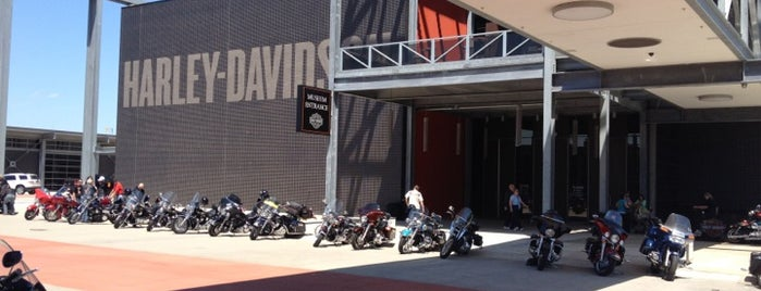 Harley-Davidson Museum is one of Must See Things In Milwaukee.