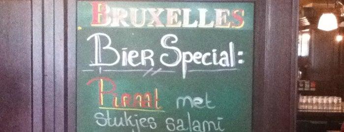 Café Bruxelles is one of Misset Horeca Café Top 100 2013.