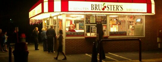Bruster's Real Ice Cream is one of Gastronomy.