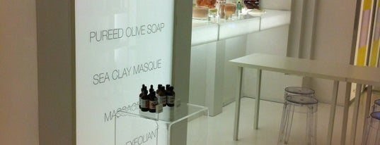 The Wellness Cafe @ Norma Kamali is one of Health & Beauty NYC.