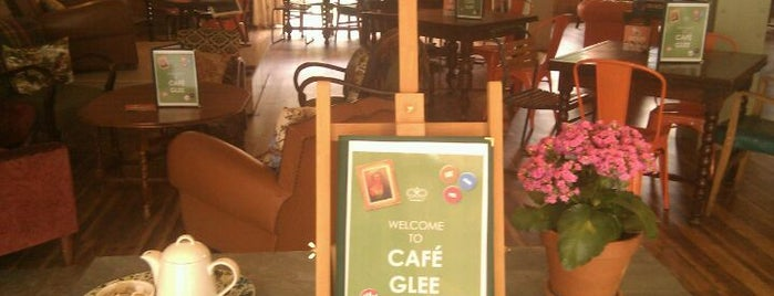 Café Glee is one of The Glee Club venues.