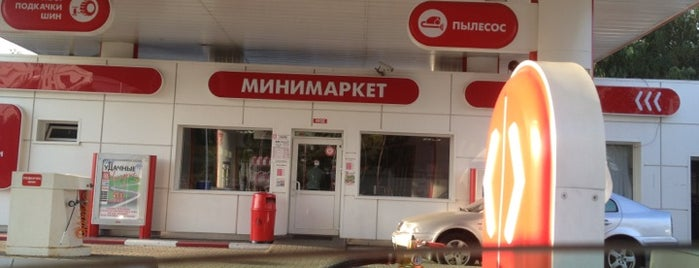 Лукойл АЗС №527 is one of PayPass Moscow.